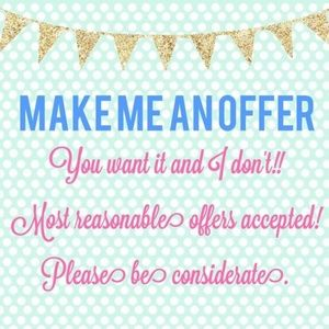 Other - 🌺⚘MAKE ME AN OFFER!!⚘🌺